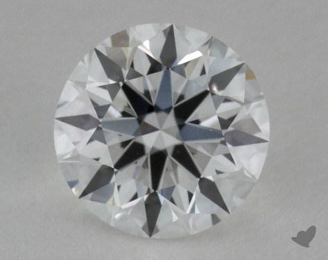 0.46 Carat D-VS2 True Hearts<sup>TM</sup> Ideal Diamond