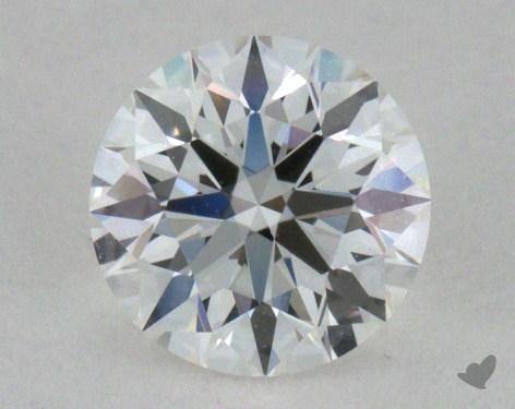 0.47 Carat G-VVS2  True Hearts<sup>TM</sup> Ideal  Diamond