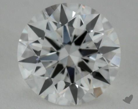 1.10 Carat G-VS1 True Hearts<sup>TM</sup> Ideal Diamond