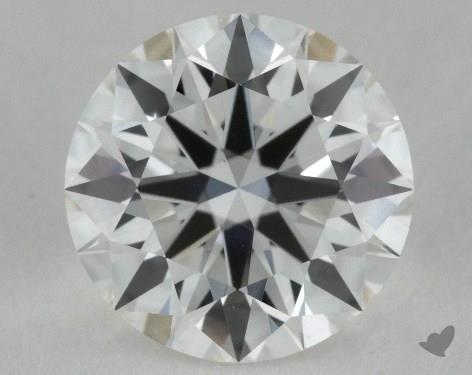 1.11 Carat H-VS2  True Hearts<sup>TM</sup> Ideal  Diamond