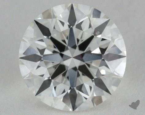 1.12 Carat H-VS1  True Hearts<sup>TM</sup> Ideal  Diamond