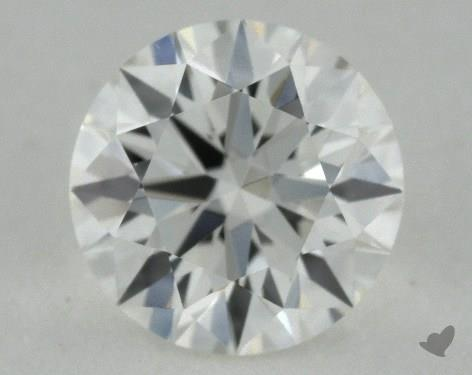 0.74 Carat I-IF True Hearts<sup>TM</sup> Ideal Diamond