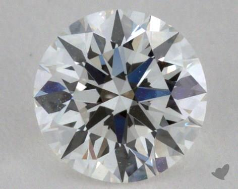 0.60 Carat G-IF True Hearts<sup>TM</sup> Ideal Diamond