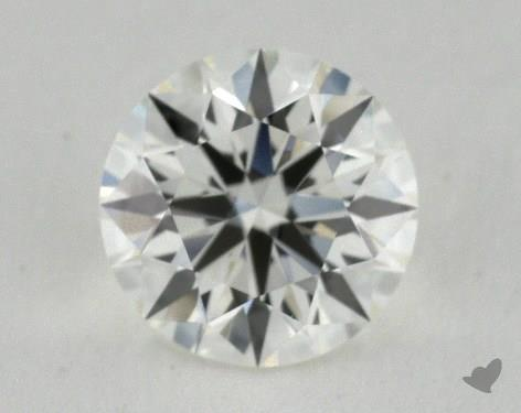 1.22 Carat I-VVS1 True Hearts<sup>TM</sup> Ideal Diamond