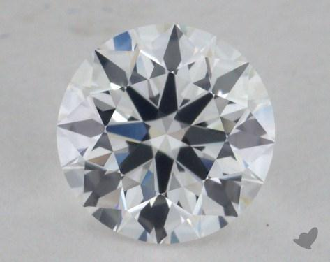 1.11 Carat E-VS1 True Hearts<sup>TM</sup> Ideal Diamond