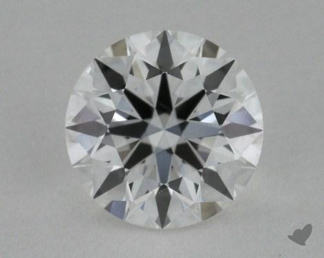 0.76 Carat F-VS1 True Hearts<sup>TM</sup> Ideal Diamond