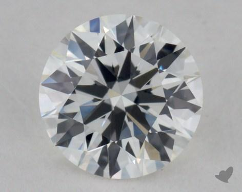 0.55 Carat H-VVS2 True Hearts<sup>TM</sup> Ideal Diamond