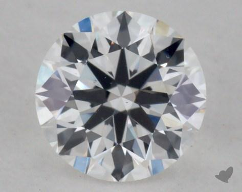 0.50 Carat F-VS2  True Hearts<sup>TM</sup> Ideal  Diamond