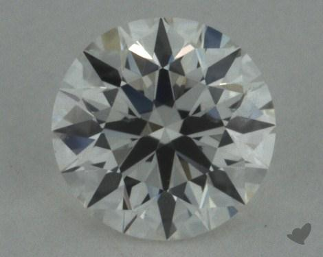 0.42 Carat H-SI1 True Hearts<sup>TM</sup> Ideal Diamond