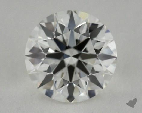 1.30 Carat I-VVS2 True Hearts<sup>TM</sup> Ideal Diamond