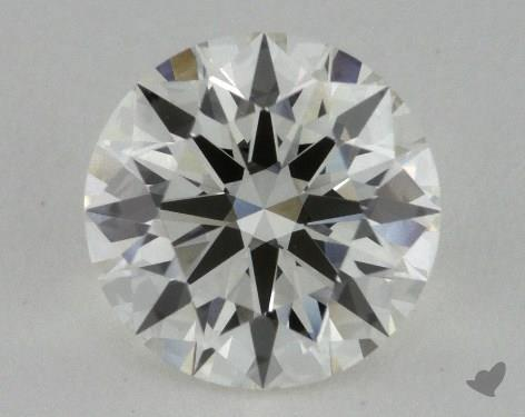 1.53 Carat I-VVS2 True Hearts<sup>TM</sup> Ideal Diamond