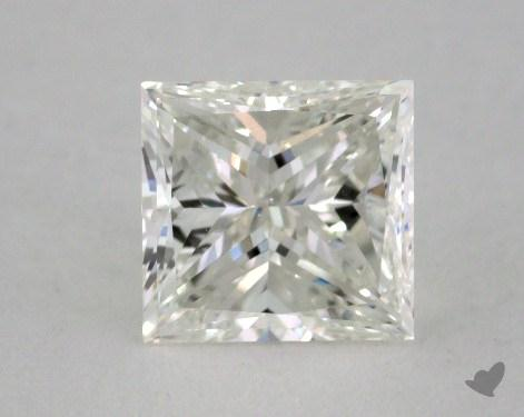 1.50 Carat H-SI1 Very Good Cut Princess Diamond