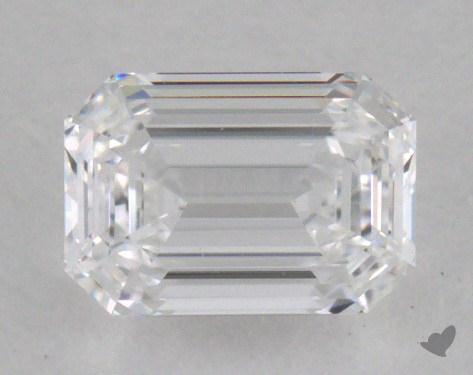 0.40 Carat D-VVS2 Emerald Cut Diamond