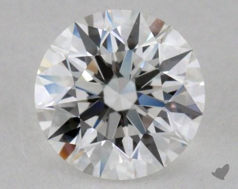 0.75 Carat G-VVS2 Excellent Cut Round Diamond