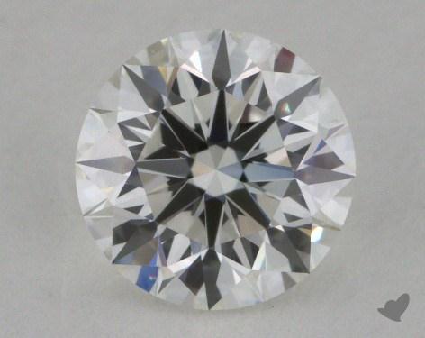 0.70 Carat F-VVS2 Excellent Cut Round Diamond