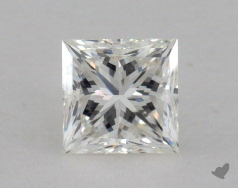 0.47 Carat H-VVS1 Good Cut Princess Diamond
