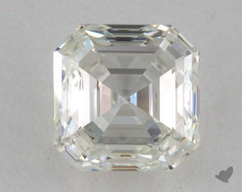 1.50 Carat J-VS1 Asscher Cut Diamond