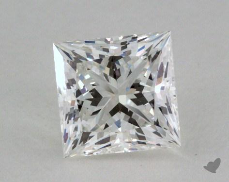 1.01 Carat G-VS1 Very Good Cut Princess Diamond
