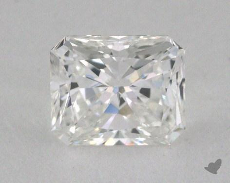 1.02 Carat G-VVS2 Radiant Cut Diamond