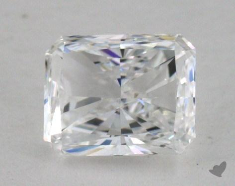 0.73 Carat F-VVS2 Radiant Cut Diamond