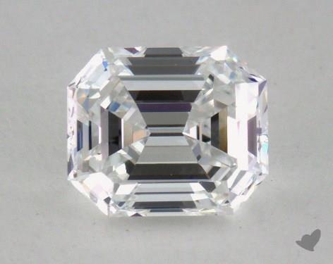 0.82 Carat D-VS1 Emerald Cut Diamond