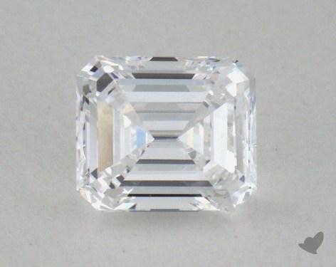 0.61 Carat D-VVS2 Emerald Cut Diamond