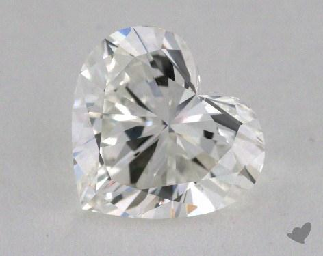 2.02 Carat H-VS2 Heart Cut Diamond