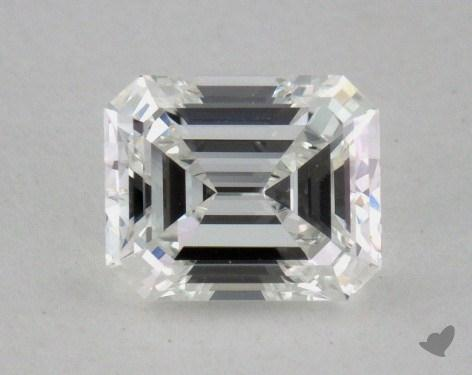 0.73 Carat G-VS1 Emerald Cut Diamond
