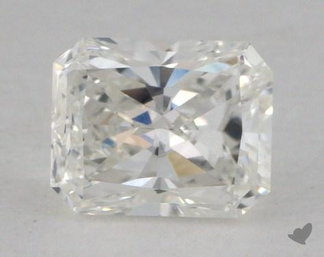 0.78 Carat G-VS2 Radiant Cut Diamond