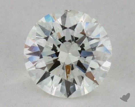 1.01 Carat J-SI2 Excellent Cut Round Diamond