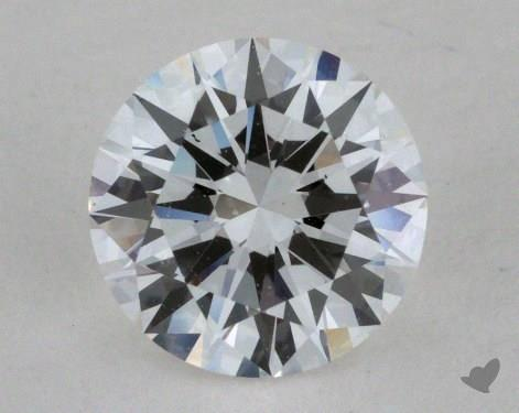 0.90 Carat F-VS2 Excellent Cut Round Diamond
