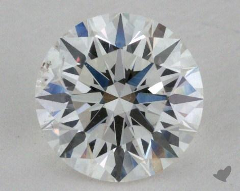 1.22 Carat H-SI2 Excellent Cut Round Diamond