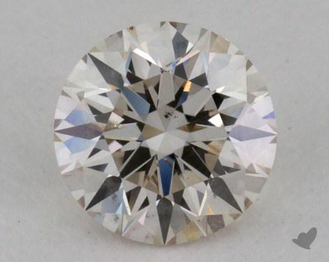 0.51 Carat K-SI2 Excellent Cut Round Diamond