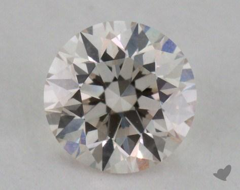 0.71 Carat J-VVS2 Very Good Cut Round Diamond
