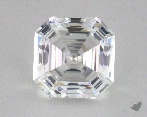 3.14 Carat E-VS2 Asscher Cut Diamond