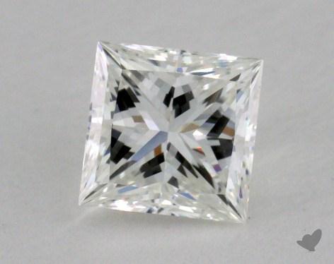 0.57 Carat G-IF Ideal Cut Princess Diamond