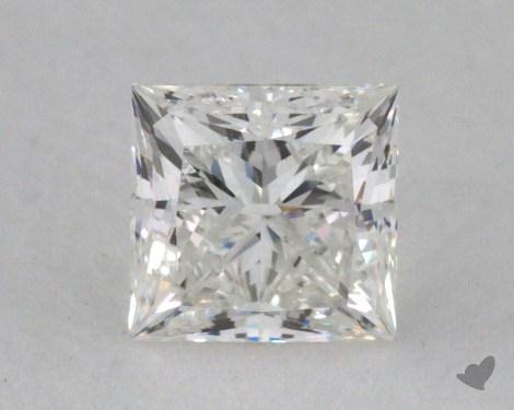 0.56 Carat I-VS2 Ideal Cut Princess Diamond