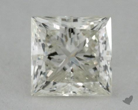 0.72 Carat K-VS2 Princess Cut  Diamond
