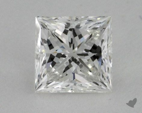 0.92 Carat G-VS1 Very Good Cut Princess Diamond
