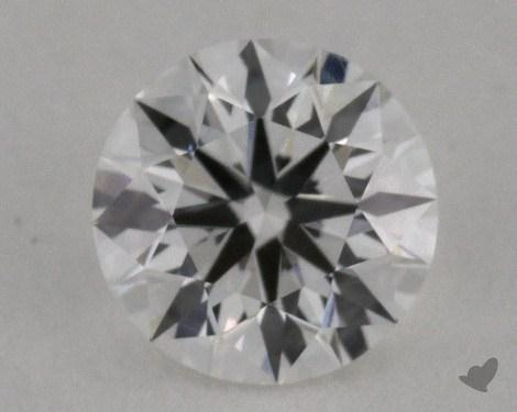 0.51 Carat F-SI1 Ideal Cut Round Diamond