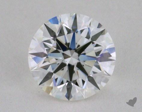 0.75 Carat F-VS1 Excellent Cut Round Diamond