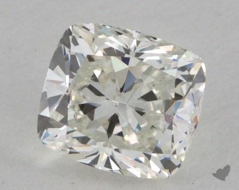 1.26 Carat I-SI1 Cushion Cut  Diamond