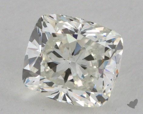 1.26 Carat I-SI1 Cushion Cut Diamond