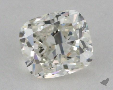 0.51 Carat I-SI1 Cushion Cut  Diamond