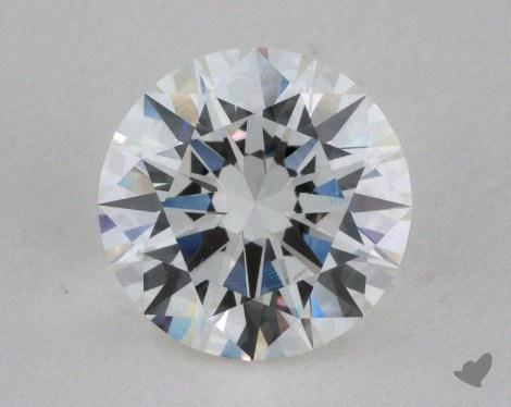 0.91 Carat H-VS2 Excellent Cut Round Diamond