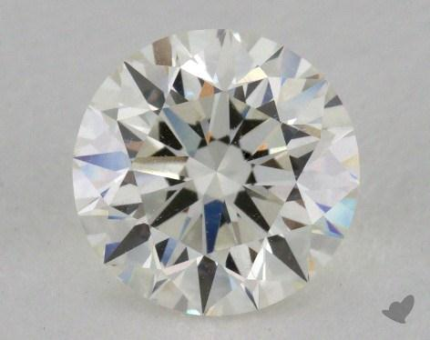1.00 Carat I-VVS2 Excellent Cut Round Diamond