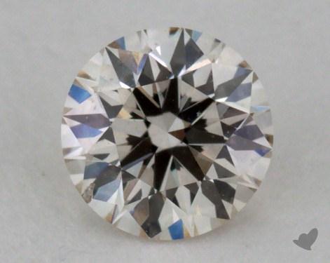 0.30 Carat J-SI1 Excellent Cut Round Diamond