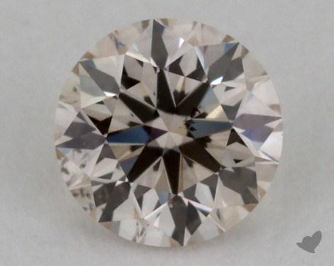 0.40 Carat K-SI1 Excellent Cut Round Diamond
