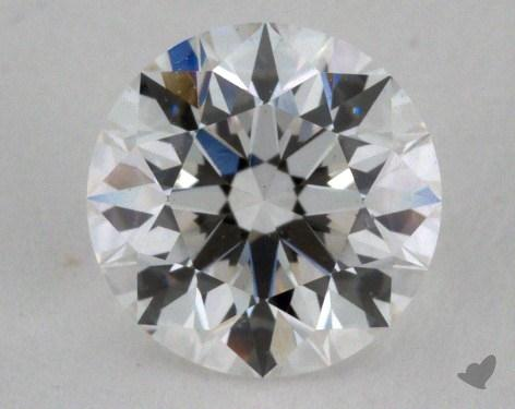 0.70 Carat F-VS2 Excellent Cut Round Diamond