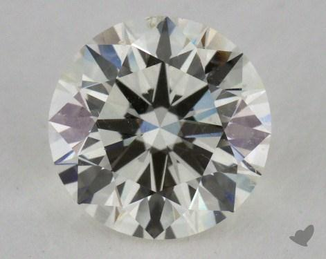 1.30 Carat J-SI2 Excellent Cut Round Diamond